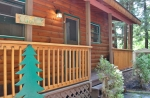 Cove front porch