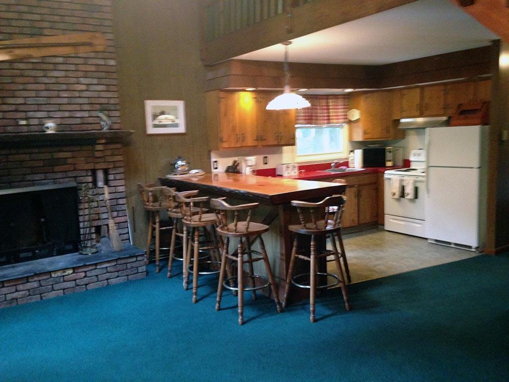 Cove kitchen