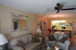 Florida condo livingroom