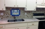 Florida condo kitchen